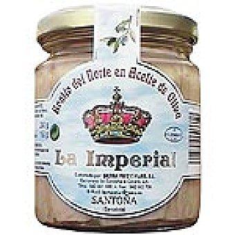 LA IMPERIAL Bonito del norte en aceite oliva Frasco 160 g