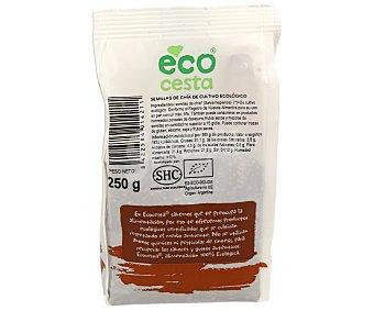 Ecocesta Semillas de chía (salvia hispánica) de cultivo ecológico 250 gr