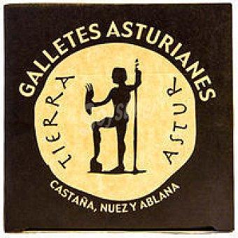 Tierra Astur Pastas asturianas Caja 400 g