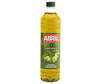 Aceites Abril Aceite de oliva 1 º sabor intenso 1 l
