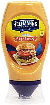 Hellmans Salsa burguer 250ML