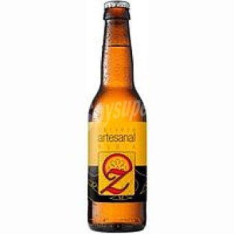 Rubia Cerveza Z Botellín 33 cl