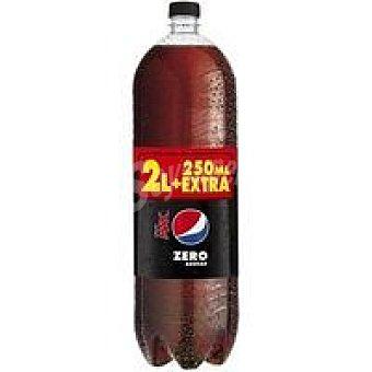 Pepsi Refresco de cola max Botella 2,25 litros