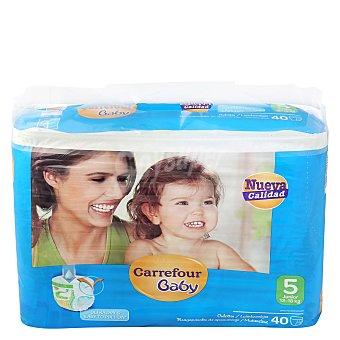 Carrefour Baby Braguitas de aprendizaje T5 12-18 Kg. 40 ud