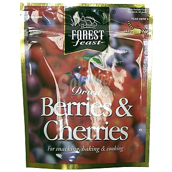 Forest Feast Mezcla de frutos rojos deshidratados 170 g
