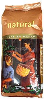 HACENDADO Café grano natural Paquete de 1 kg