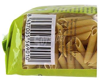 Ecolecera Macarrones Ecológicos, pasta de sémola de trigo duro de calidad superior 500 Gramos
