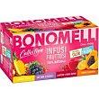 Colección de infusiones de fruta Caja 20 sobres Bonomelli