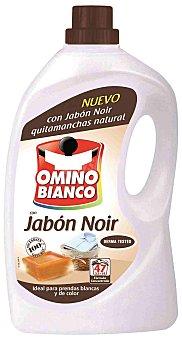 Ominio bianco Detergente líquido Jabón Noir Garrafa 50 dosis