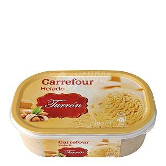 Carrefour Helado de Turrón 900 ml