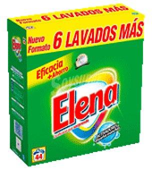 Elena Detergente Polvo Estandar 44 cacitos