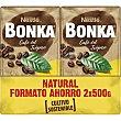 Café del Trópico molido natural de cultivo sostenible Pack 2 paquetes 500 g Bonka Nestlé