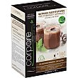 Batido sustitutivo con CLA sabor chocolate cremoso sin azúcar añadido y sin gluten Envase 5 unidades Corpore diet
