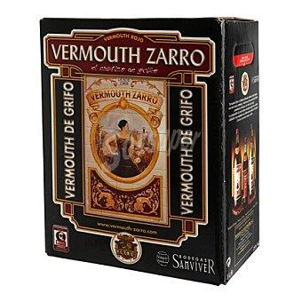 Zarro Vermouth de grifo 3 l