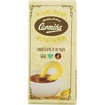 CARMIÑA Chocolate a la taza tableta 200 g