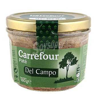 Carrefour Paté del campo 180 g