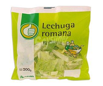 Productos Económicos Alcampo Lechuga romana 200 Gramos