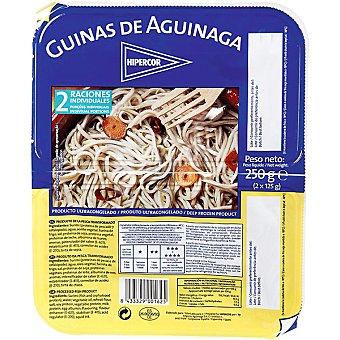 Hipercor Guinas de Aguinaga pack individual Pack 2x125 g (250 g)