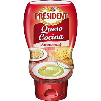 President Queso para cocinar Emmental Dosificador 250 g