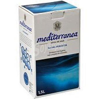 MEDITERRÁNEA Agua de mar 1,5 litros