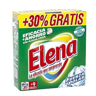 Elena Detergente maquina polvo maleta 30 + 9 lavados 30 + 9 lavados