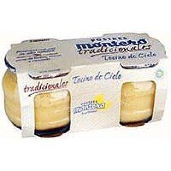 Montero Tocino de cielo Pack 2x125 g