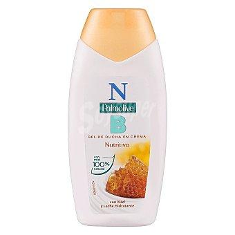 NB Palmolive Gel de ducha nutritivo con miel y leche hidratante 50 ml