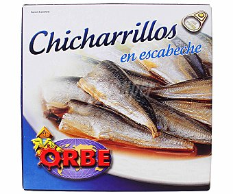Orbe Chicharrilo en Escabeche 186 Gramos