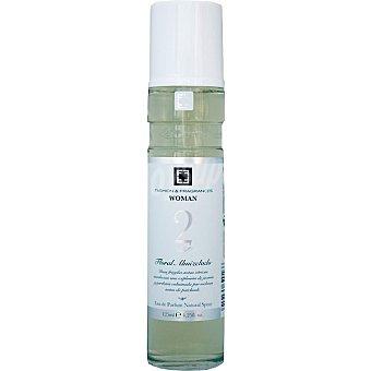 FASHION & FRAGANCES nº 2 floral almizclado eau de parfum natural Woman Spray 125 ml