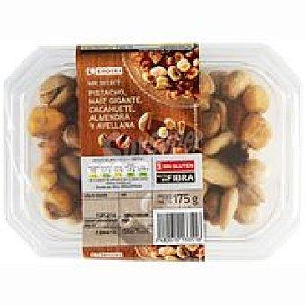 Eroski Cocktel de frutos secos Selecto Tarrina 175 g