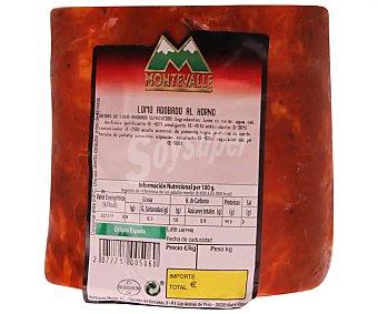 Montevalle Lomo adobado de cerdo en taco 1150 gramos aproximados