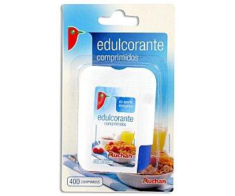 Auchan Edulcorante 400 Comprimidos (27 Gramos)