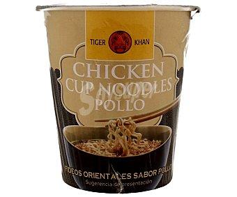 Tiger Khan Tallarines de pollo Vaso 60 g