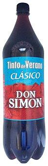 DON SIMON Tinto de verano clásico BOTELLA 2 l