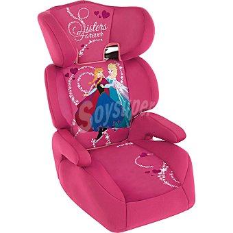 DISNEY Asiento Elevador de Frozen en color rosa grupo 2 - 3