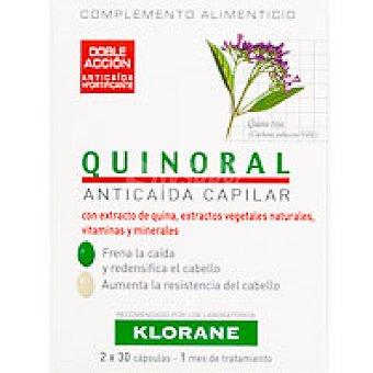 Klorane Quinoral 60 caps