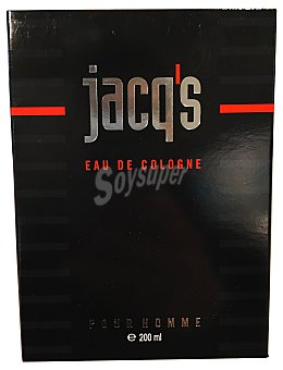 Jacq's Colonia masculina spray 200 ml