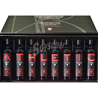 ATHLETIC Vino tinto crianza D.O. Rioja Estuche 8 botellas 75 cl Estuche 8 botellas 75 cl