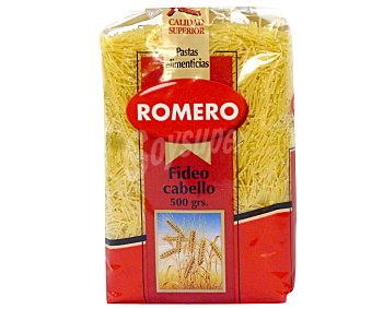 Romero Pasta Fideo N. 0 Romero 500 gr