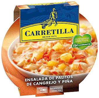 Carretilla Ensalada Cangrejo y Piña Carretilla 240 g