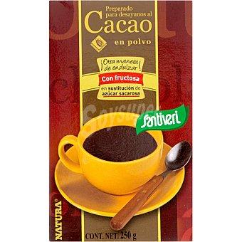 Santiveri Cacao en polvo sin azúcar apto para diabéticos Envase 250 g