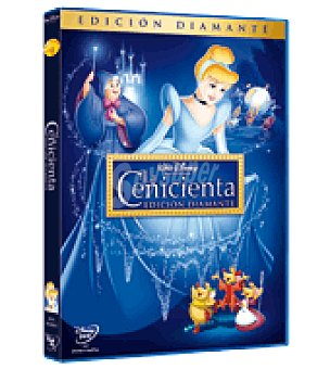 Disney La Cenicienta Ed. Diamante DVD 1 ud