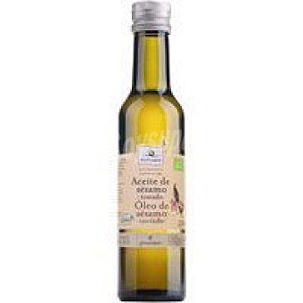 BIO PLANETE Aceite de sésamo Botella 25 cl