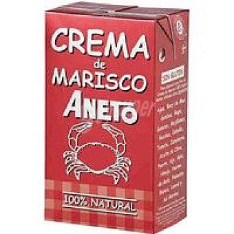 Aneto Crema de marisco Brik 1 litro