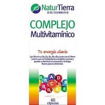NaturTierra Multivitamínico 60 c