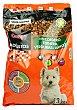 Comida perro seca con cordero ternera verdura y arroz adulto razas pequeñas Paquete 3 kg Compy