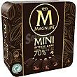 Magnum intense Dark mini 6 unid Frigo