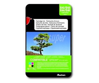 Auchan Pack Cartuchos Compatibl T0715