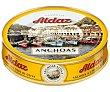 Filetes de anchoa en aceite de oliva 300 g Aldaz