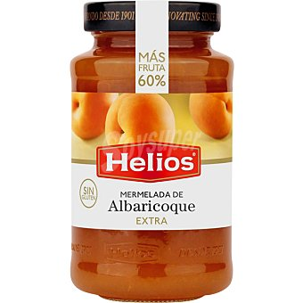 Helios Mermelada extra de albaricoque Frasco 640 g